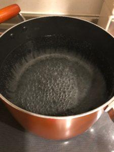 さぬき半生うどんのおいしい茹で方,石丸製麺
